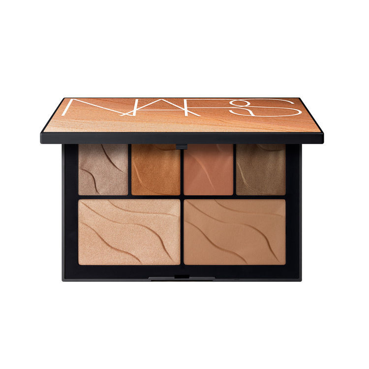 Summer Lights Face Palette,